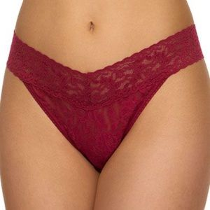 🍄Cranberry Low, Original or Plus Size Thong